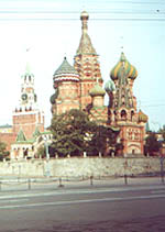 St Basilus Cathedral Moscow