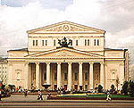 Bolshoy Theatre  Moscow