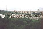 Ekaterinburg third biggest city in Russia