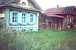 Houses in Russia
